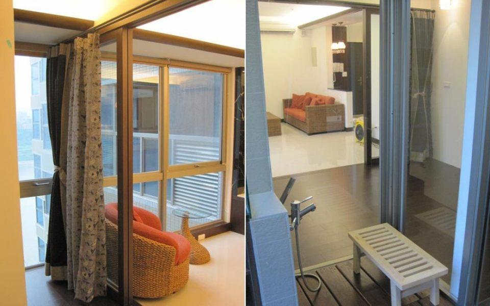 休闲多元多功能区/和室设计效果图