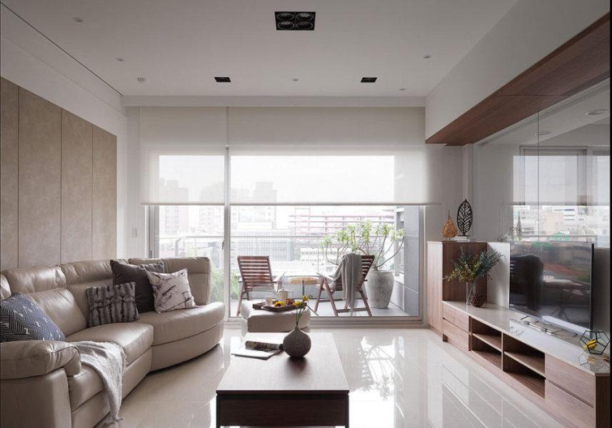 现代风格居家场景装修案例