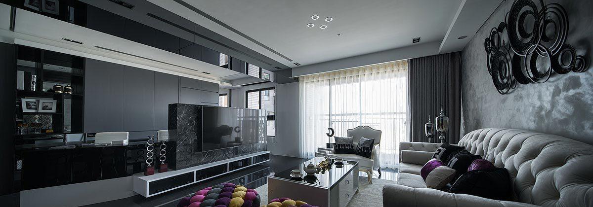 奢华风格客厅图片