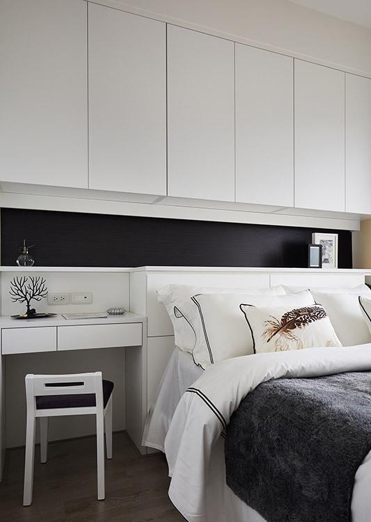 北欧风格床头柜效果图