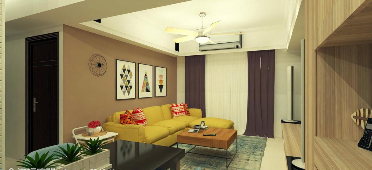 现代风格客厅设计设计图片