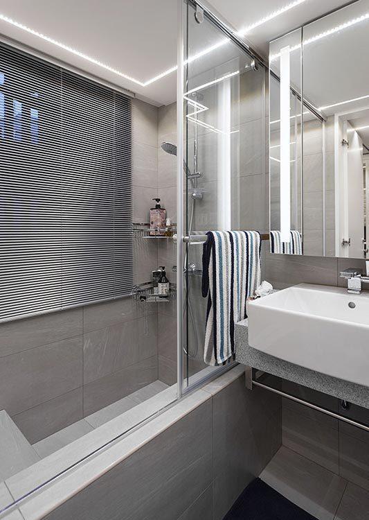 乡村风格卫浴设计图片