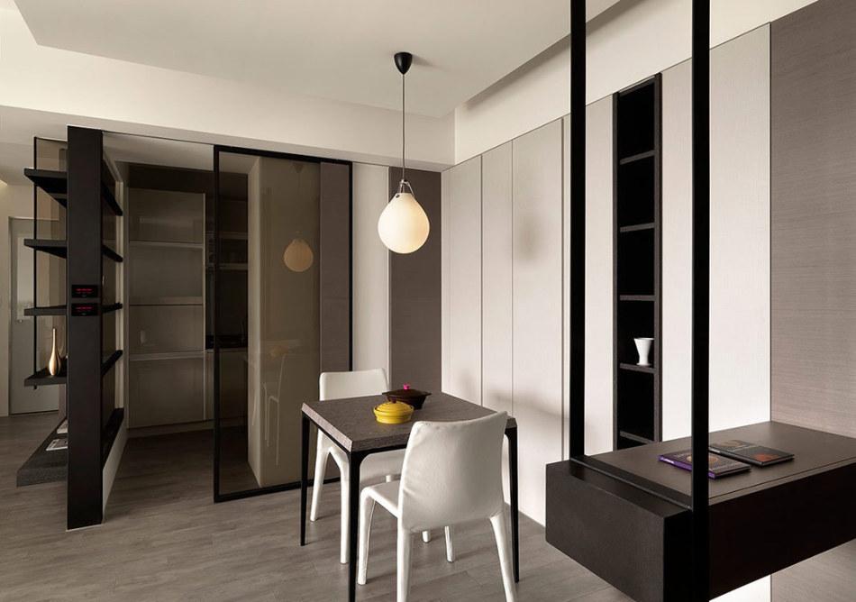 现代风格厨房装修案例