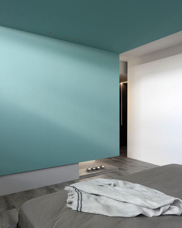 现代风格主卧房装修案例