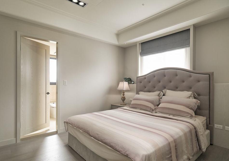 乡村风格次卧房装修图片