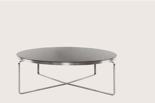 风格经典的圆形咖啡桌
