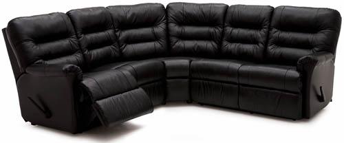 紧凑和舒适的躺椅