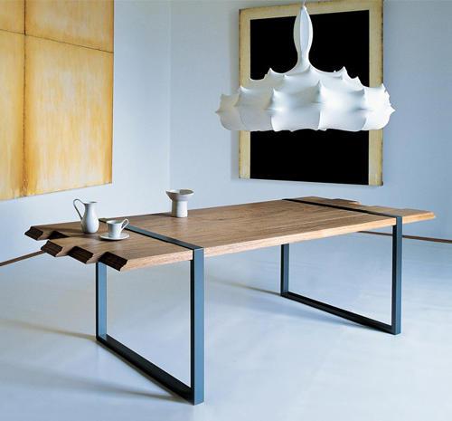 原料餐桌变化形状