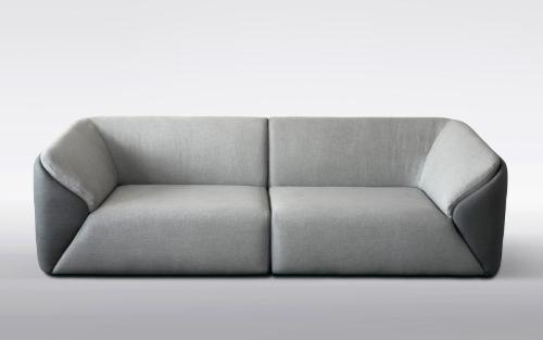 切片的沙发