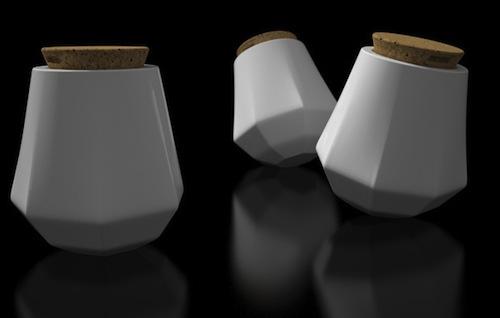 软木垫陶瓷跷椅