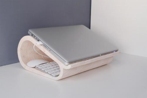 笔记本电脑支架改善