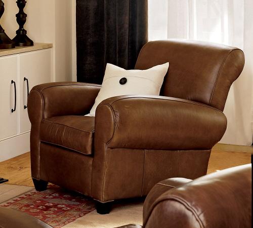 曼哈顿最好的皮革躺椅