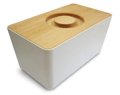 白面包储物盒