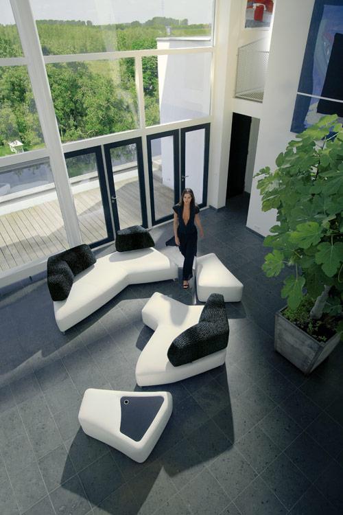 ARCHIPEL客厅家具