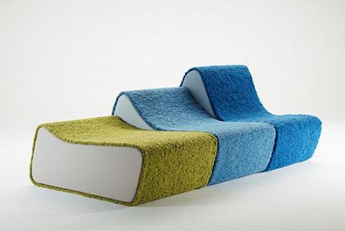 模块化舒适沙发