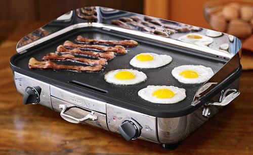 便携式电扒炉的厨房