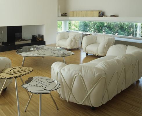 Corbeille沙发垫子