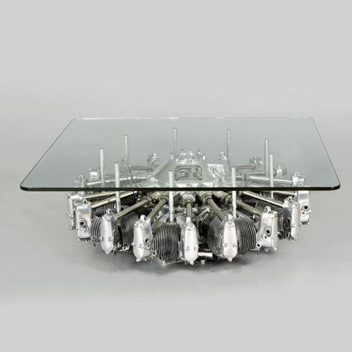 波音斯蒂尔曼发动机