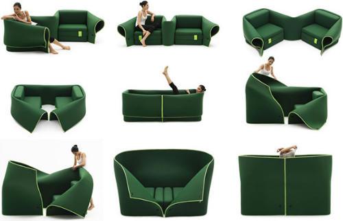 组合沙发座椅