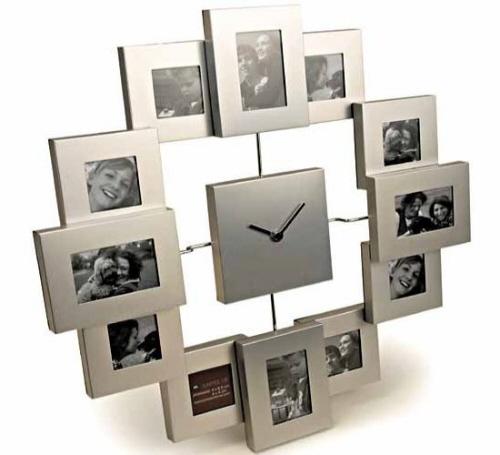 相框时钟从卡尔森