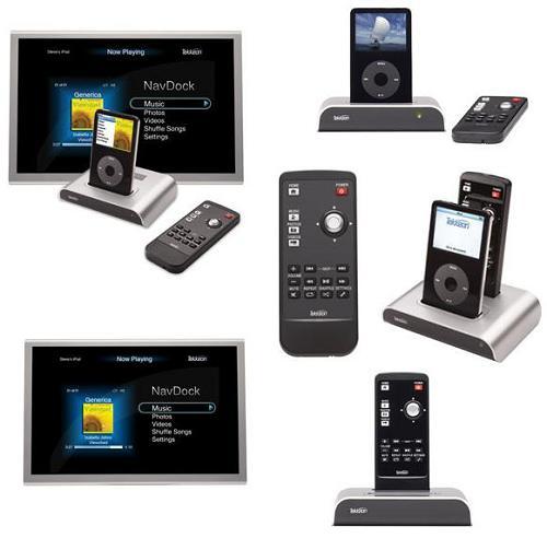 更大的iPod屏幕媒体