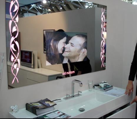 终极高科交互式镜子