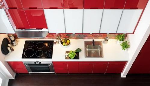 模块化的厨柜