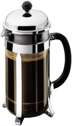 法国媒体咖啡壶
