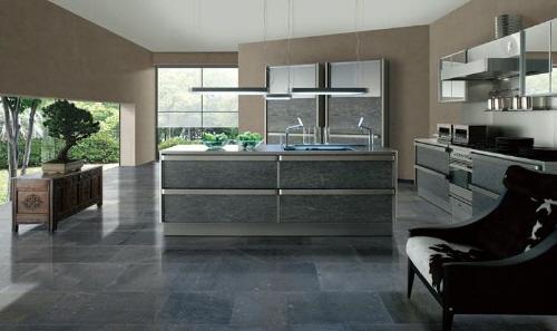 现代厨房设计的终极