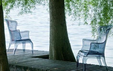 帕夏扶手椅_现代风格