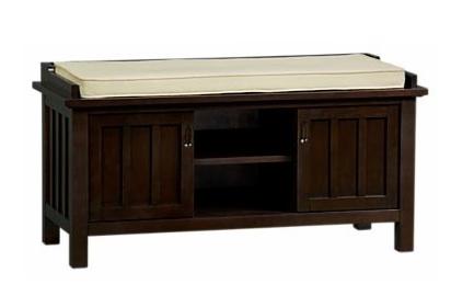 咖啡存储板凳