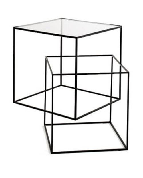 联锁立方体的边桌