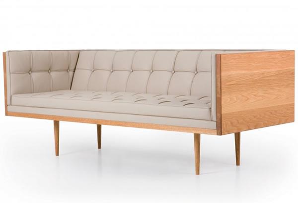 怀旧风格包厢沙发