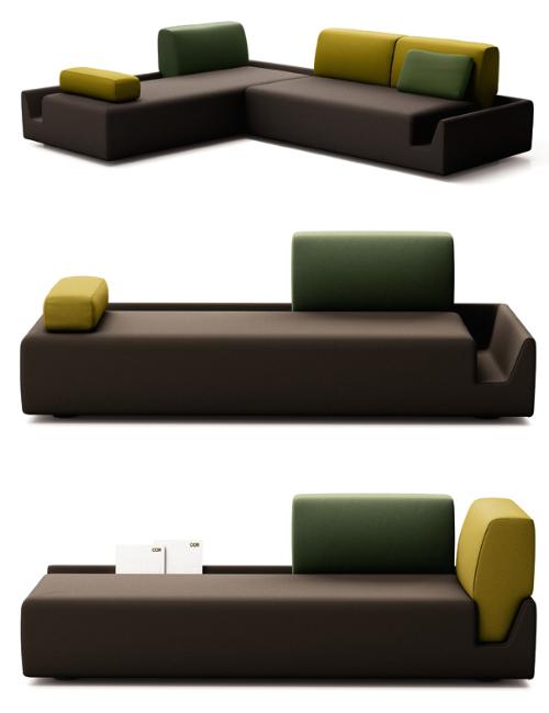 窝模块化沙发