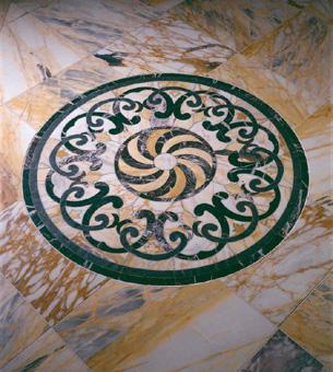地板特别艺术瓷砖
