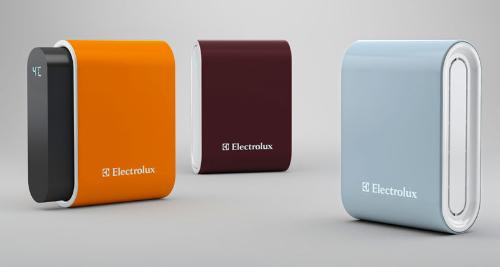 未来科技伊莱克斯冰箱