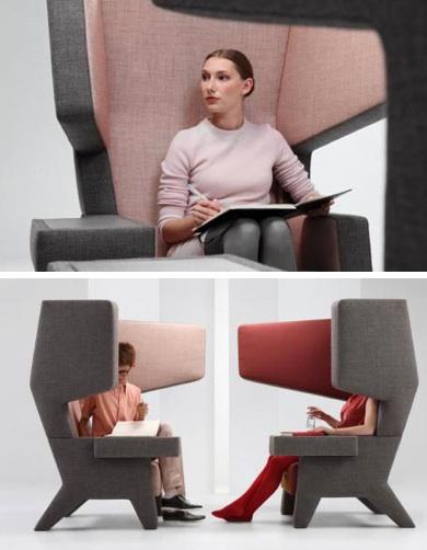 软垫庞大休闲椅