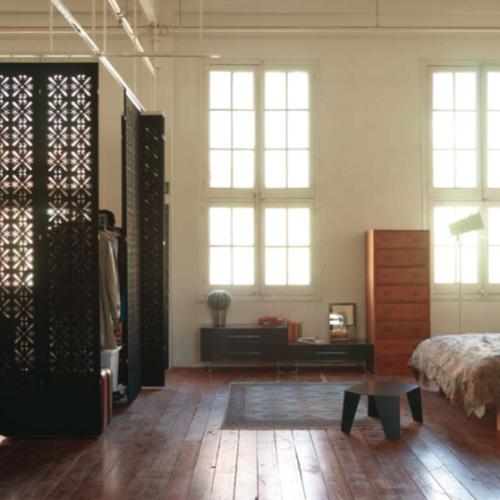 一个私人的房间