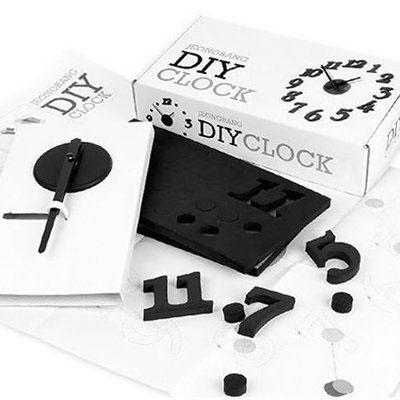 质朴的挂钟DIY套件