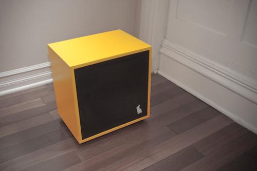 水牛城盒音箱