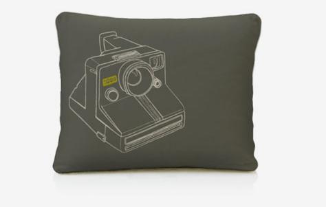 复古的高科技枕头