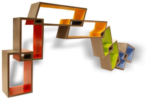 任意形状混凝土家具