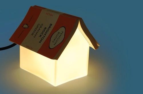 书休息灯也充当书签