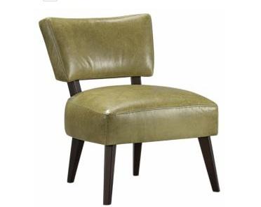 马斯登皮革椅子
