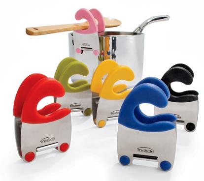 硅胶锅夹存储厨房用具