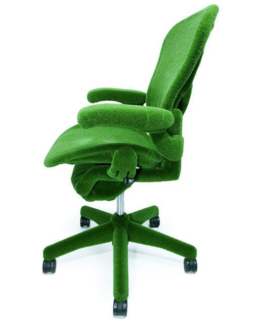人工草皮座椅