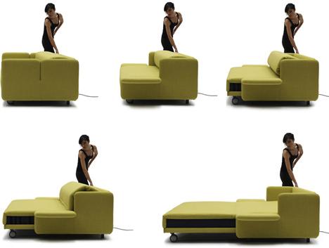 Campeggi沙发床