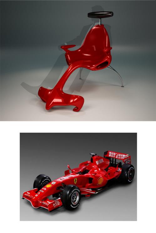 F1酒廊概念