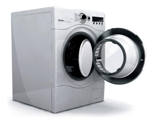 双滚筒洗衣机