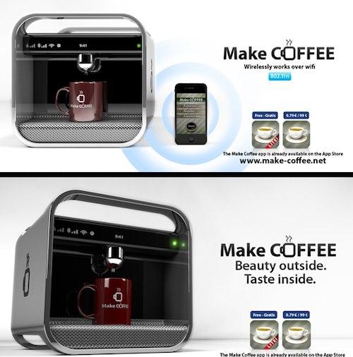APP无线控制咖啡机